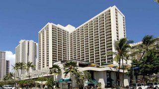ワイキキビーチマリオット リゾート&スパの格安予約サイト