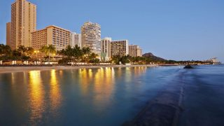 パシフィックビーチホテルの口コミと格安予約
