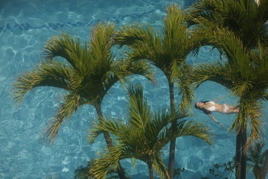 ワイキキビーチマリオット リゾート&スパのプール